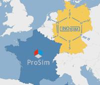 partenariat entre ProSim et Inosim