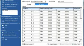 thermodynamic calculations and modeling in Excel