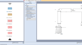 modélisation détaillée du système de chauffe, de l'hydrodynamique de la colonne, du condenseur/décanteur et des contrôles associés