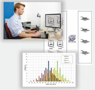 Conception et amélioration des procédés et des centres de production - Analyse des flux de matières