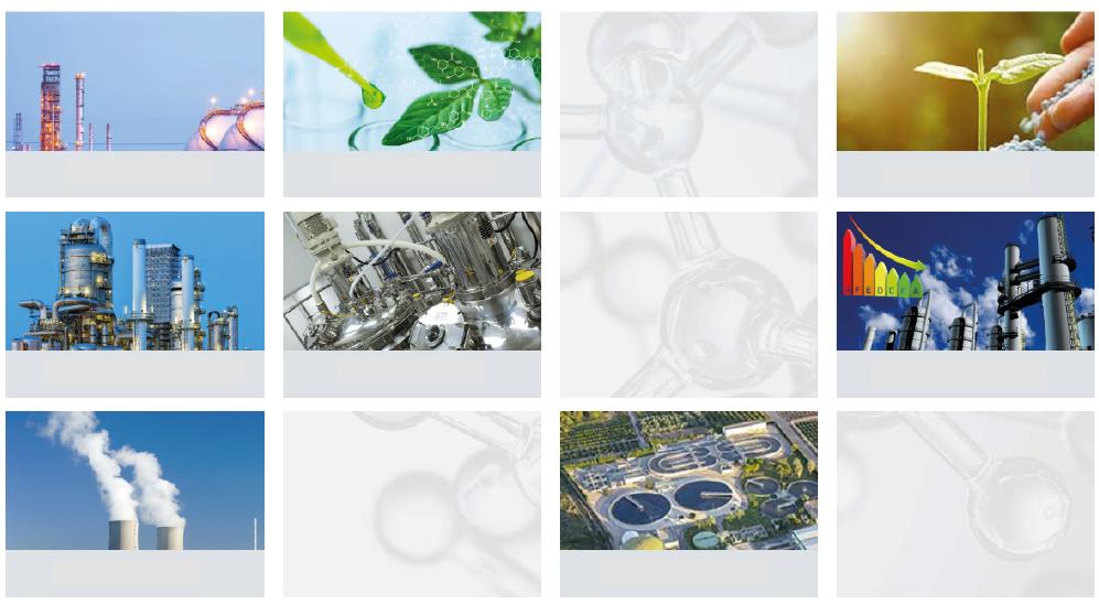 Software de simulación de procesos e ingeniería química - Industrias
