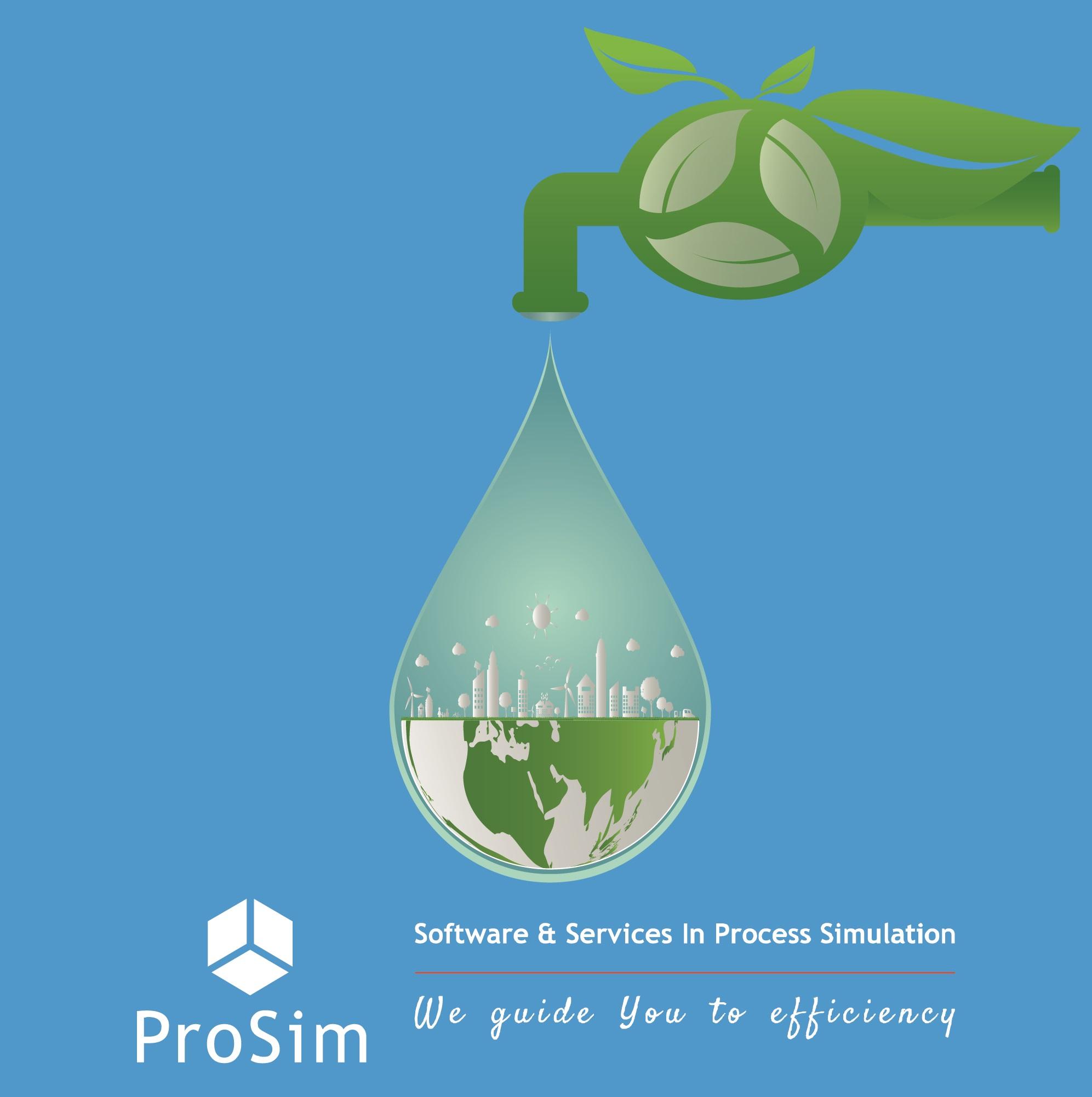 Water and Energy savings - Pinch method - water pinch analysis