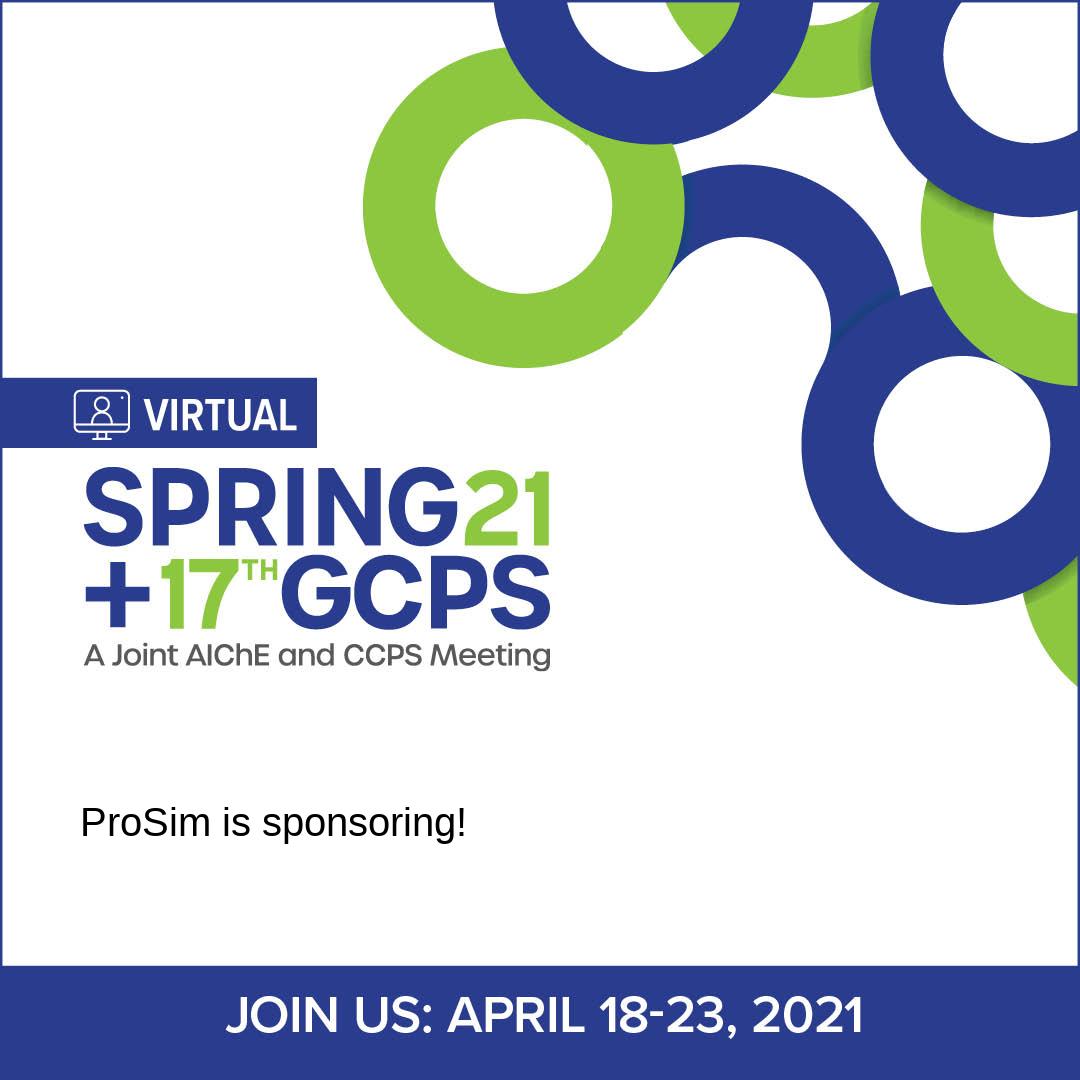 AIChE Spring Meeting 2021